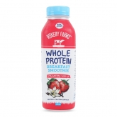 Quark Yoghurt Whole Protein Strawberry 170g