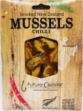 Chilli Smoked New Zealand Mussels