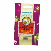 Herbal Candy Ume Plum 20g