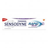 Rapid Relief Sensitive Toothpaste 100g