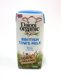 Organic UHT Whole Milk 200ML