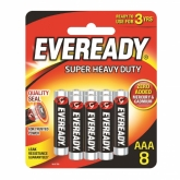Super Heavy Duty Battery AAA 8s