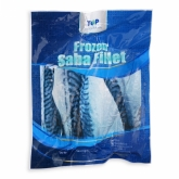 Frozen Saba Fillet Pack