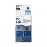 Renu Fresh Travel Pack 120ml + 60ml