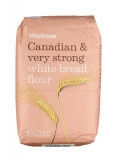 VERY STRONG CANADIAN WHITE FLOUR