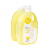 Dishwashing Liquid Twin Pack - Lemon
