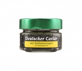 Deutscher Black Lumpfish Caviar Jar