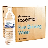 Pure Drinking Water 12x1.5L
