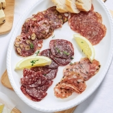 Continental Air-Dried Salami Platter