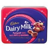 Dairy Milk Chocolate Fruit & Nuts (Tin) 300g