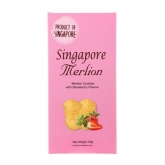 Merlion Cookies Strawberry 2S