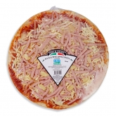 Ham and Pineapple Pizza 12 Inch