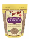 HAZELNUT FLOUR MEAL NATURAL