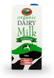 Organic UHT Milk Full Cream