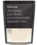 Microwaveable Basmati Rice