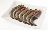 Frozen Black Tiger Prawn