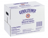 Sparkling Mineral Water 15sX0.75L (Glass)