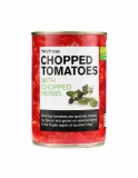CHOPPED TOMATOES WITH HERBS