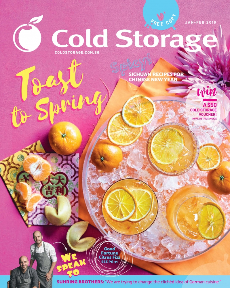 Cold Storage January/February Issue